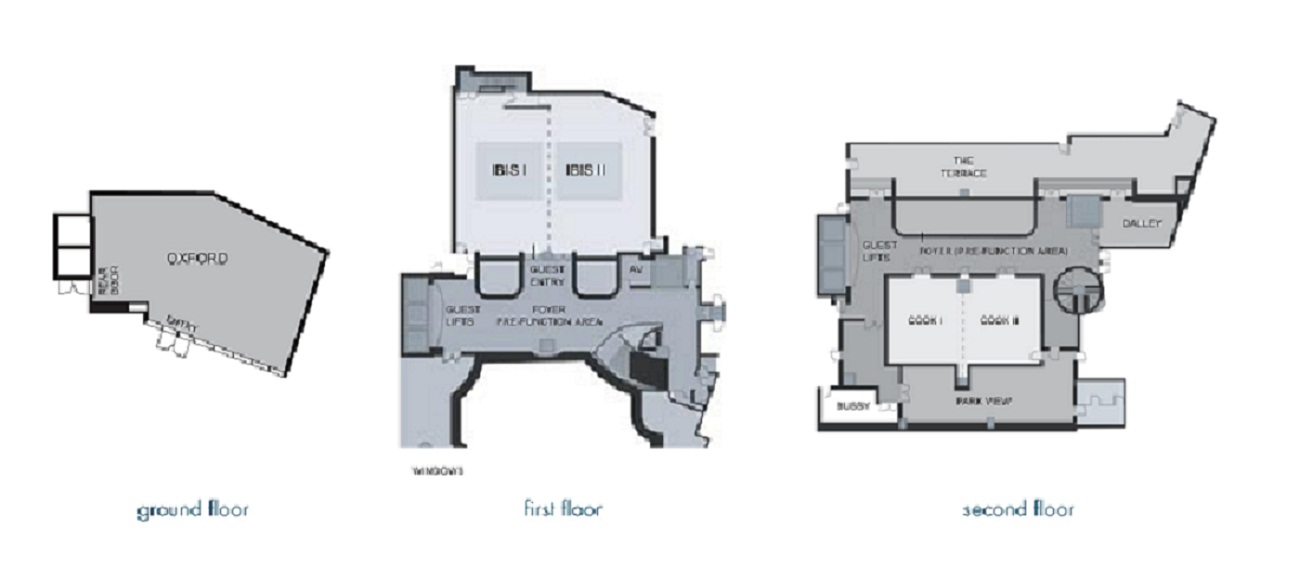 Pullman Sydney Hyde Park Conference Floor Plans